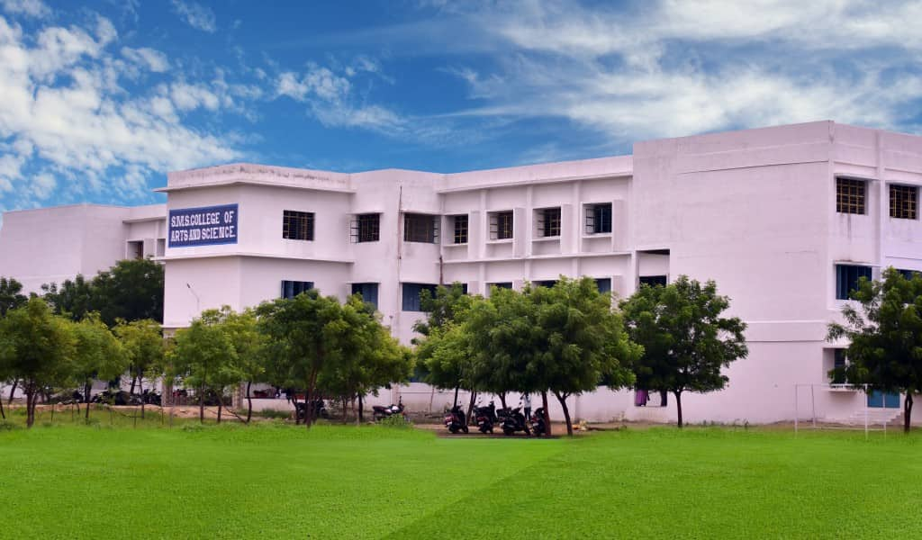 S.M.S College Of Arts and Science